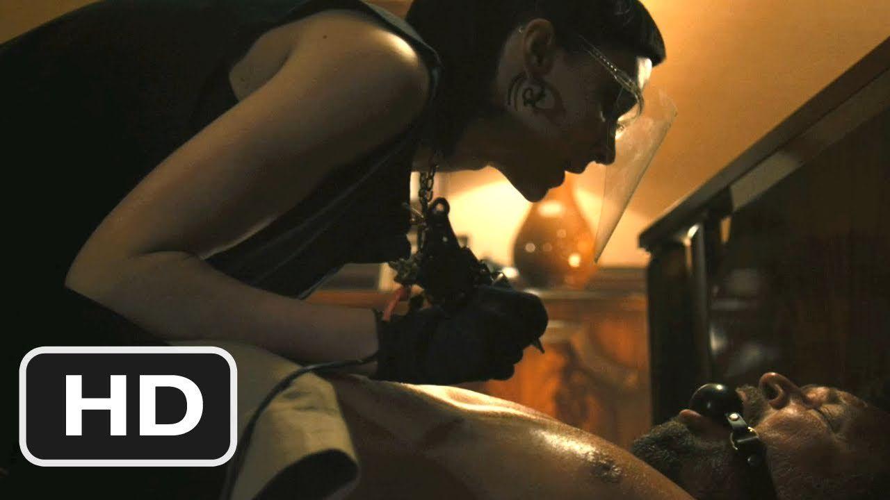 dragon tattoo trailer movies