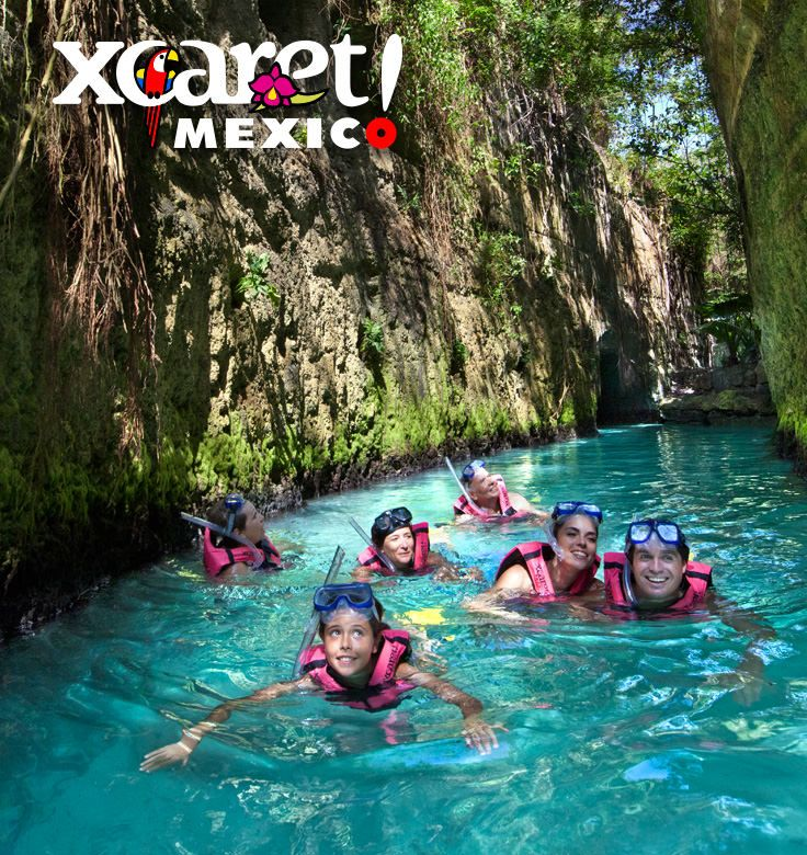 About Xcaret Park Mexico, The Best Eco-archaeological Park