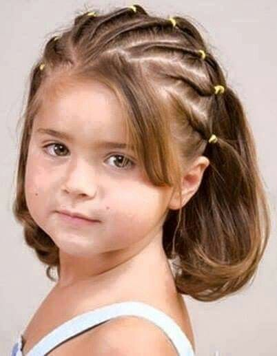 Peinado Para Fiesta Boda Cumpleanos Comunion Kids Hairstyles Girly Hairstyles Girls Hairstyles Easy