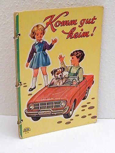 Komm gut heim! - Moravec-Verlags-Nr 175 | Kinderbücher