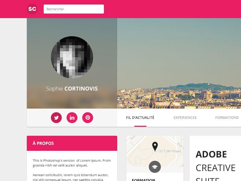Interactive Resume   Interactive Resume  Interactive Resume