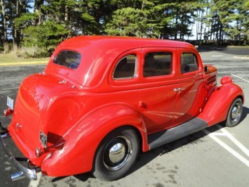 1936 ford 4 door humpback for sale oregon 36 000 for 1936 ford 4 door sedan for sale