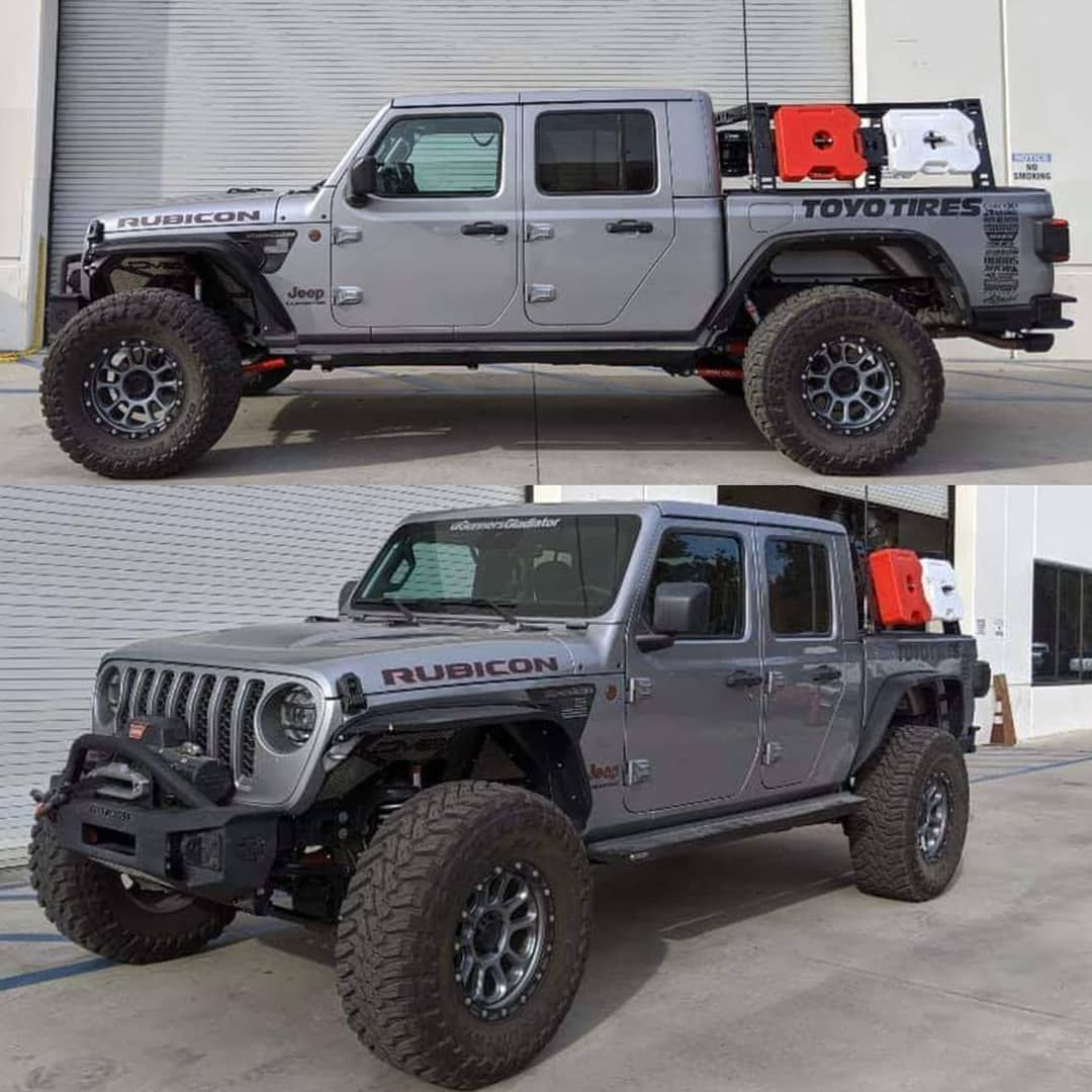 Photo By Offroad Jeep Gladiator On October 17 2019 In 2020 Jeep Gladiator Offroad Jeep Offroad Vehicles