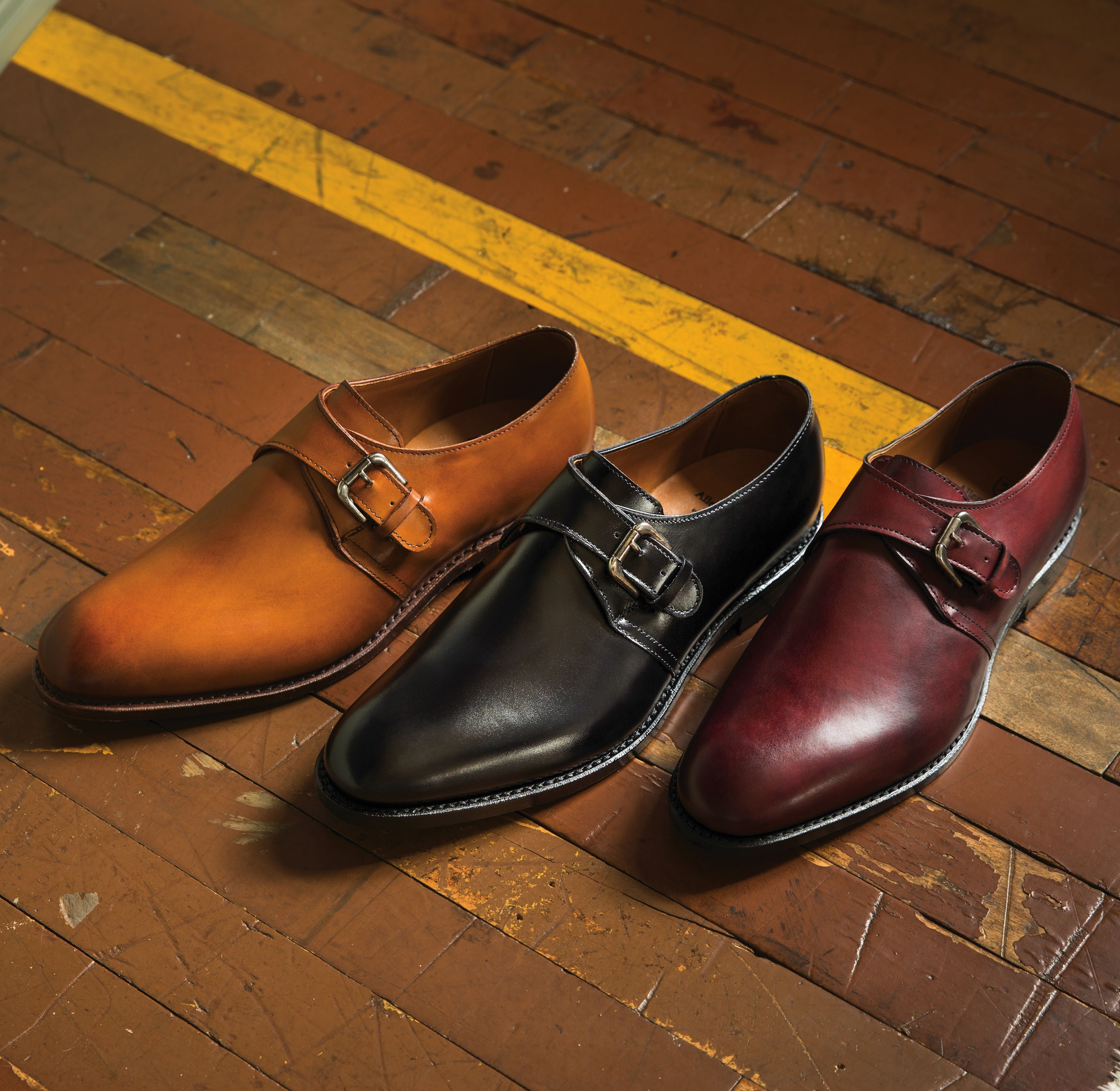 Allen Warwick Porn it's time for style. get the #warwick monk straps for $279