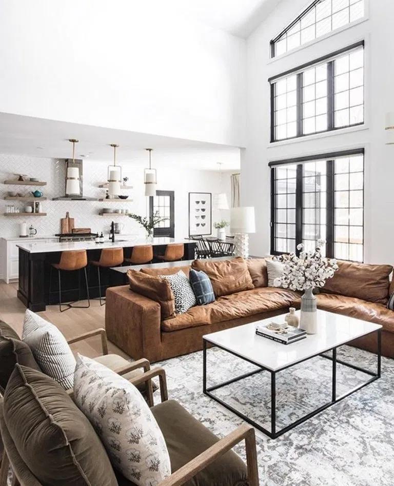 21 Modern Living Room Furniture Sets Ideas For Your Inspiration 25 In 2020 Modern Furniture Living Room Living