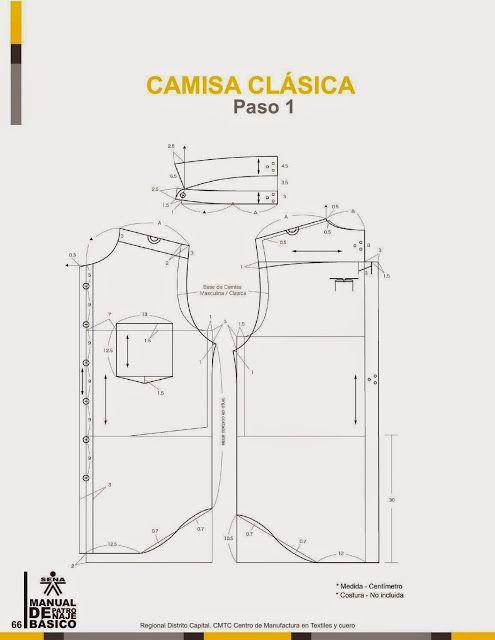 Manual-de-Patronaje-Basico-e-Interpretación-de-Diseños - modelista ...