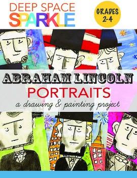 Abe Lincoln Art Activity Pinterest Art Activities American