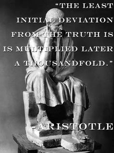 Aristotle, the father of logic