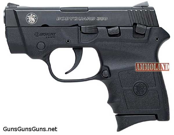 Smith & Wesson Bodyguard 380 Pistol Review | Hand guns ...