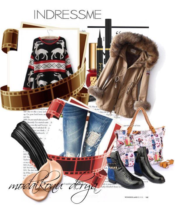 """winter style...."" by derya-altun on Polyvore"