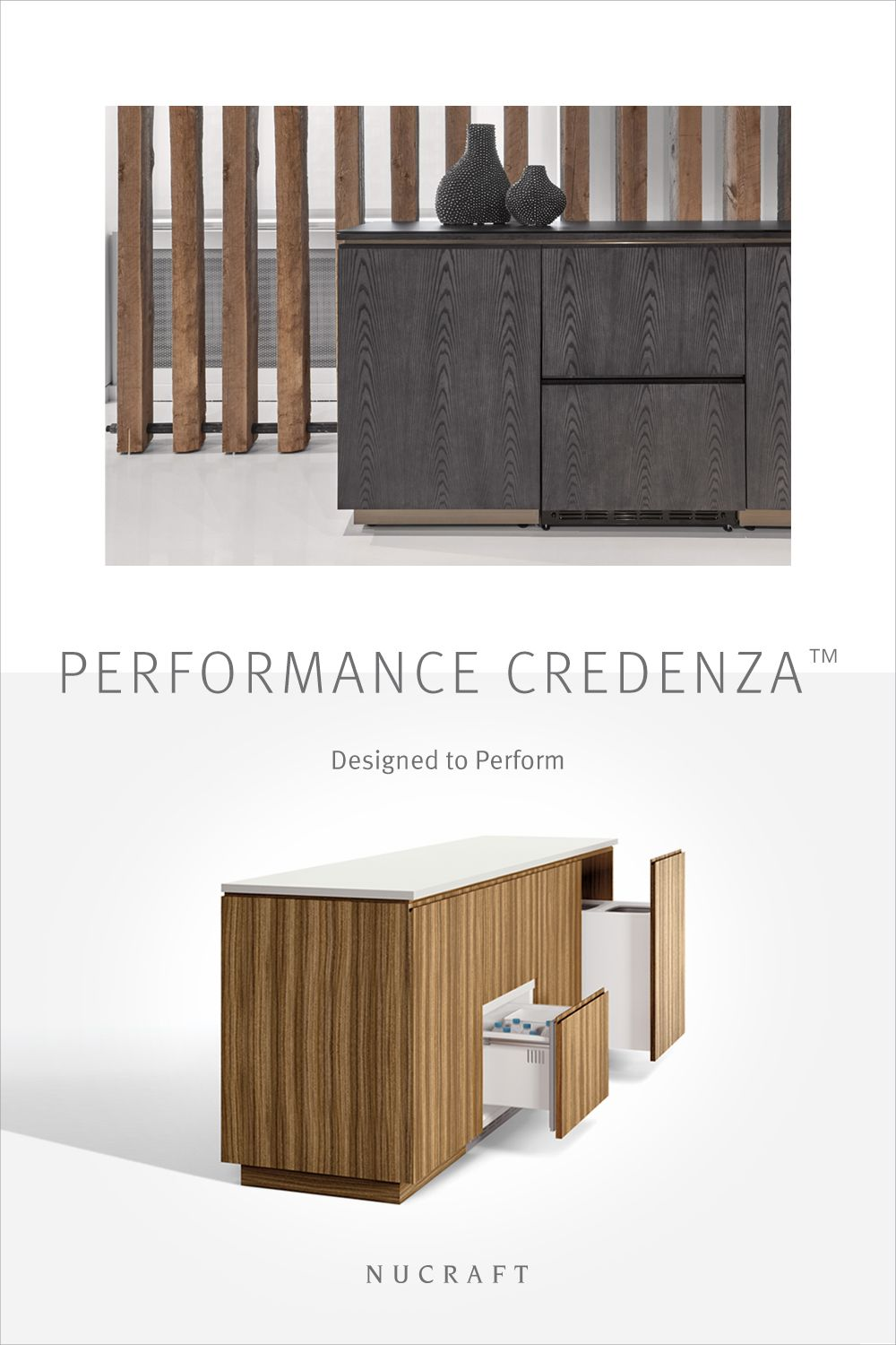 Performance Credenzas™ | Nucraft | High Quality Wood Conference Tables, Casegoods, and Credenzas | Nucraft | High Quality Conference Tables, Casegoods and Credenzas