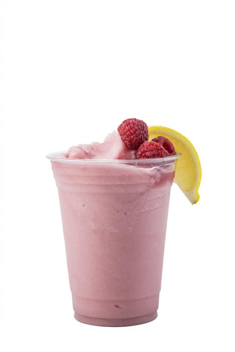 Frosted Raspberry Lemonade