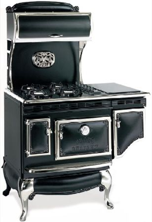 Old Style Antique Oven