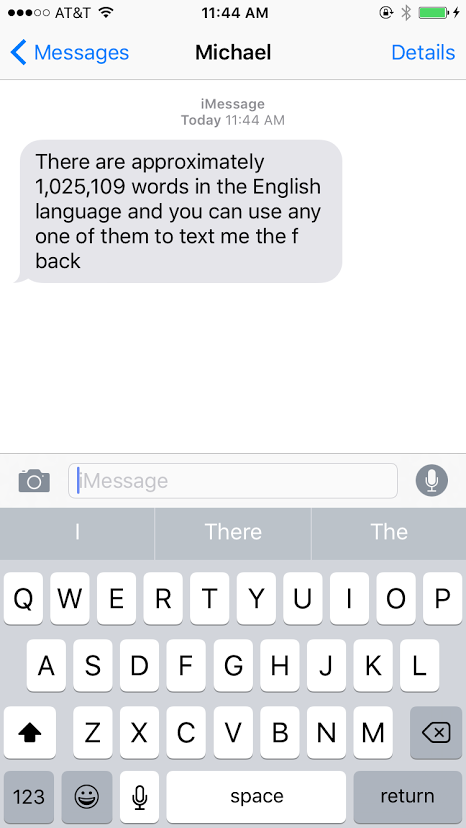 19 Things To Say To Someone Who Won't Text You Back