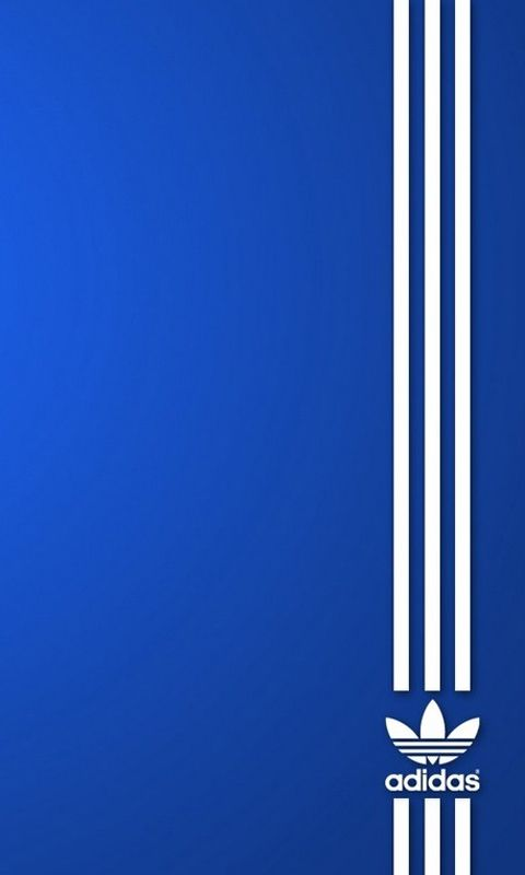 Adidas Logo Original Blue Hd Wallpapers For Iphone Is A Fantastic Hd