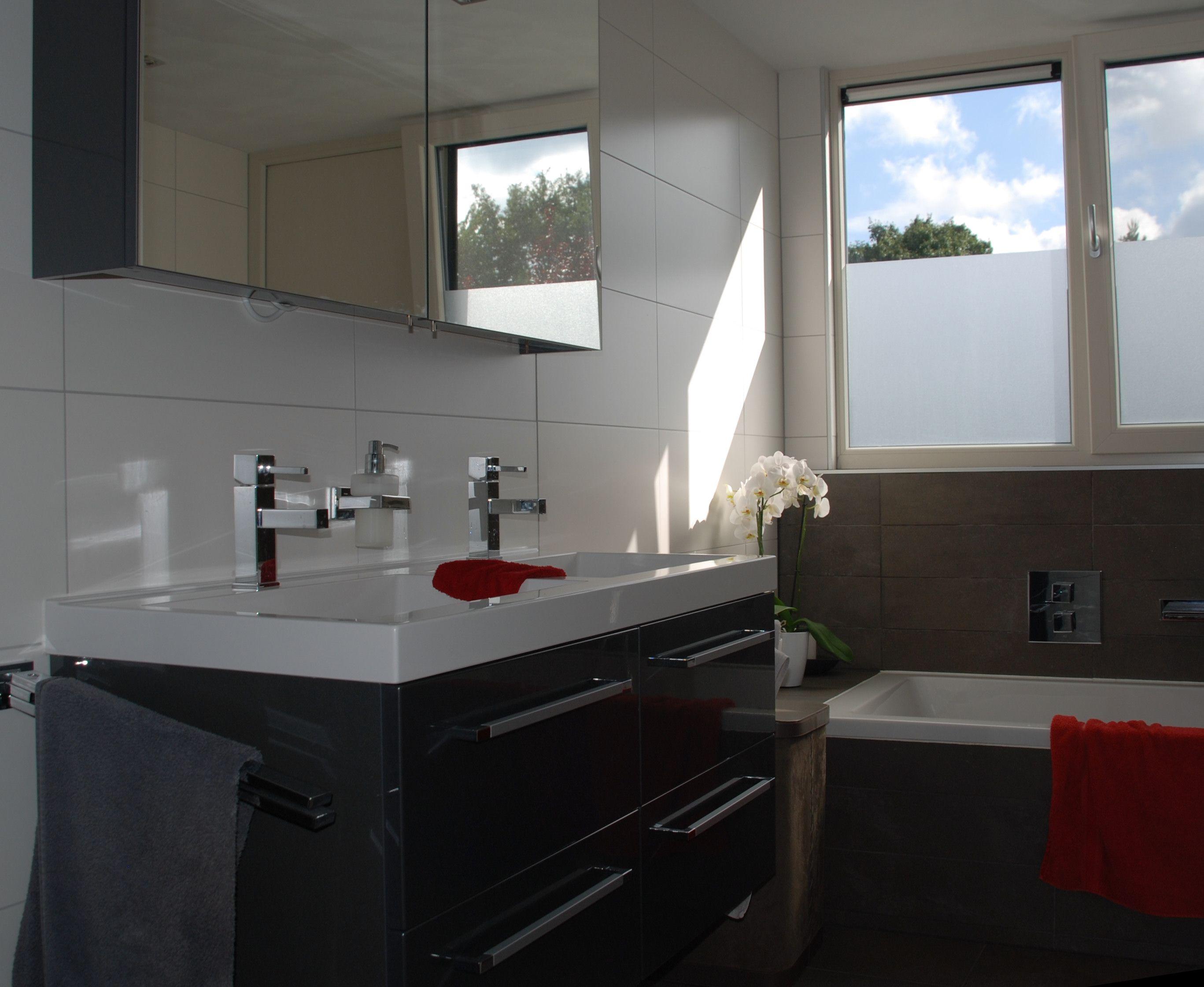 wastafelmeubel badkamer bathroom pinterest