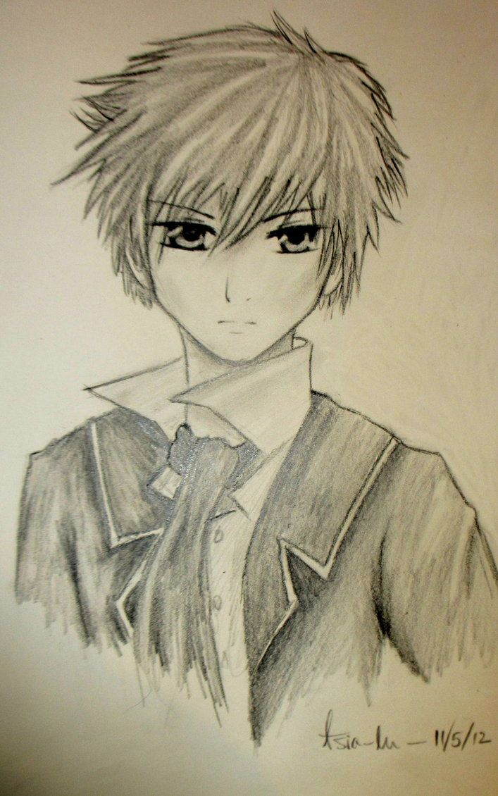 Anime Boy Roe By Yourtoast Anime Sketch Anime Drawings Anime