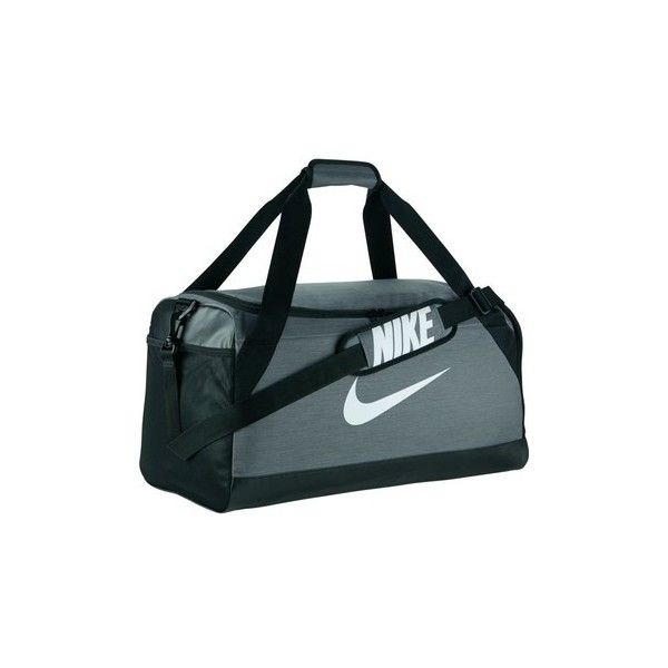 15bc6b03519d Nike Brasilia (Medium) Training Duffel Bag Sports bag (90 BAM) ❤ liked on  Polyvore featuring bags
