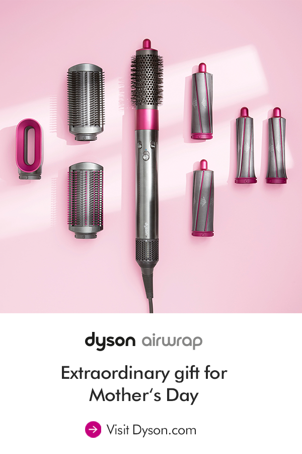 Dyson Airwrap™ Complete ( Nickel/Fuchsia ) Now Back In