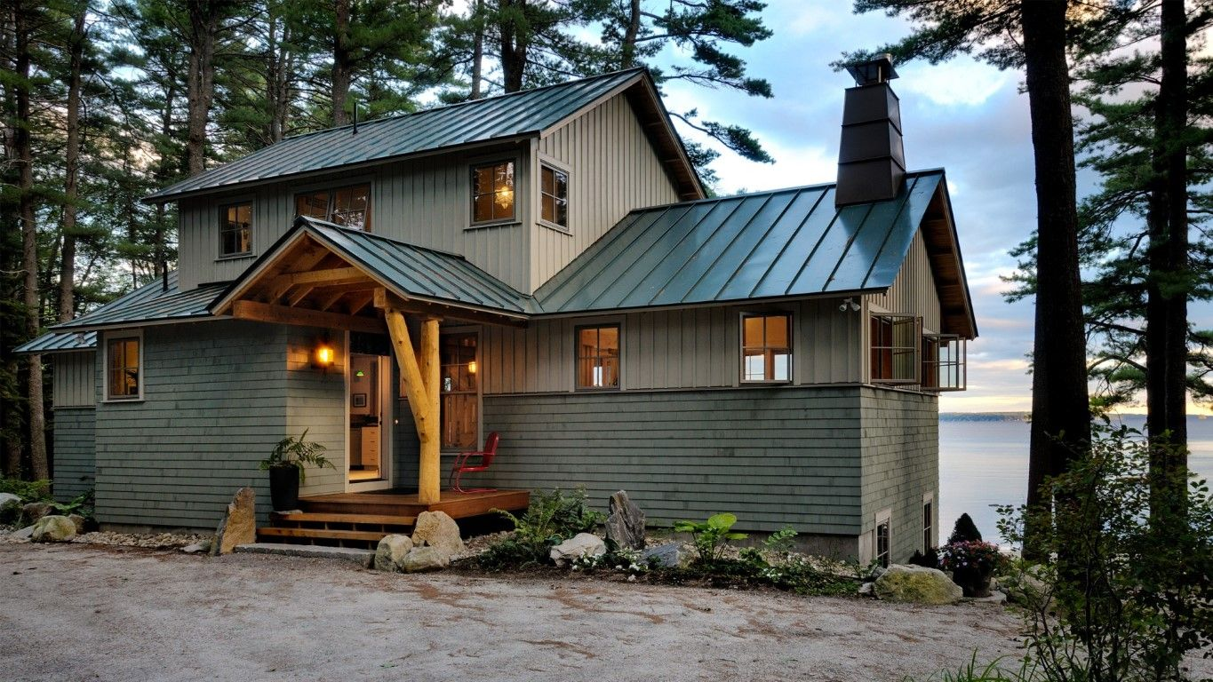 Best Pin By Natalie Lyon On Cottages And Cabins Architect 400 x 300