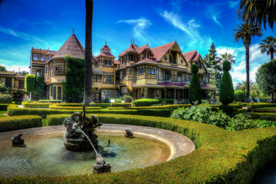The Winchester Mystery House Will Open Its Doors for Dinner Sleepovers