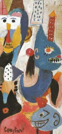 Constant Nieuwenhuys, 1948