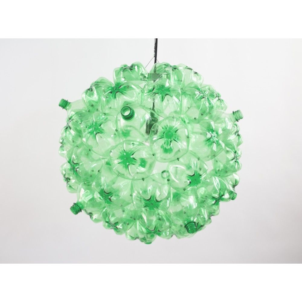 Green soda bottle chandelier lighting pinterest bottle green soda bottle chandelier arubaitofo Images