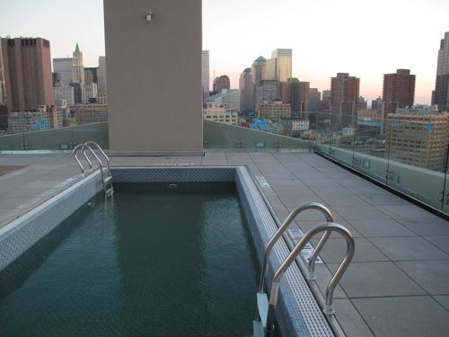 Hotel Rooftop Pools Nyc