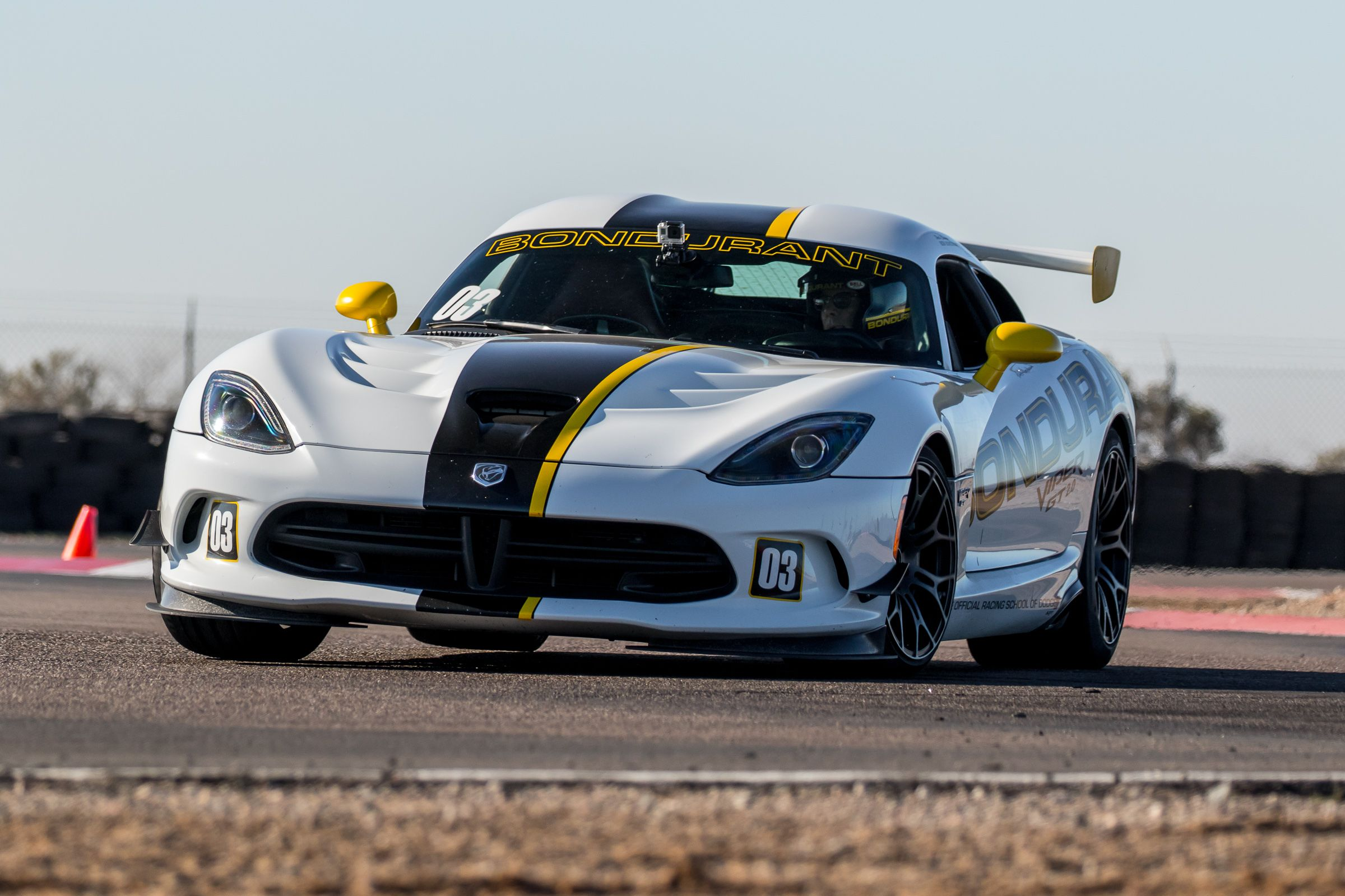 Dr Michael P Lange Cornering Hard In 2016 Dodge Viper Ta At The Bondurant Race School He Will Make His 2017 Race Debut In A Dodge Viper Mopar Muscle Viper Acr