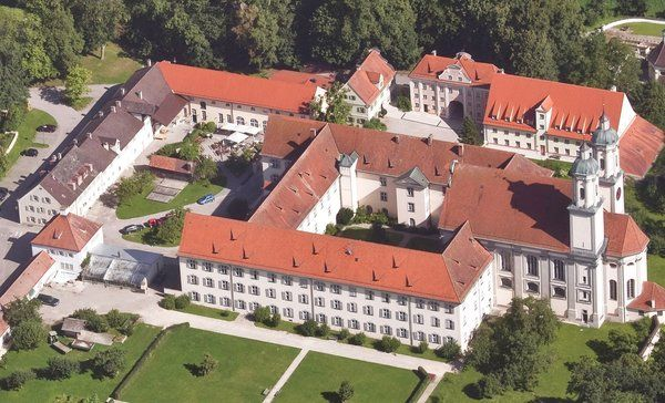 Overview Kloster Holzen Where I Stayed Near Donauworth Germany Germany House Styles Architecture