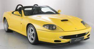 Ferrari 550 Barchetta on Sale