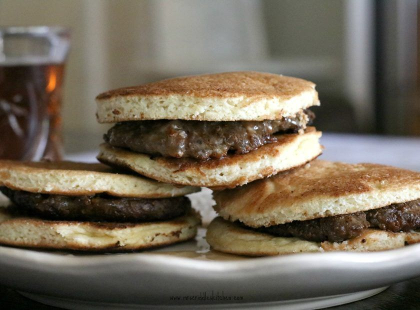"Search for ""Sausage McGriddles"" Mrs. Criddles Kitchen in"