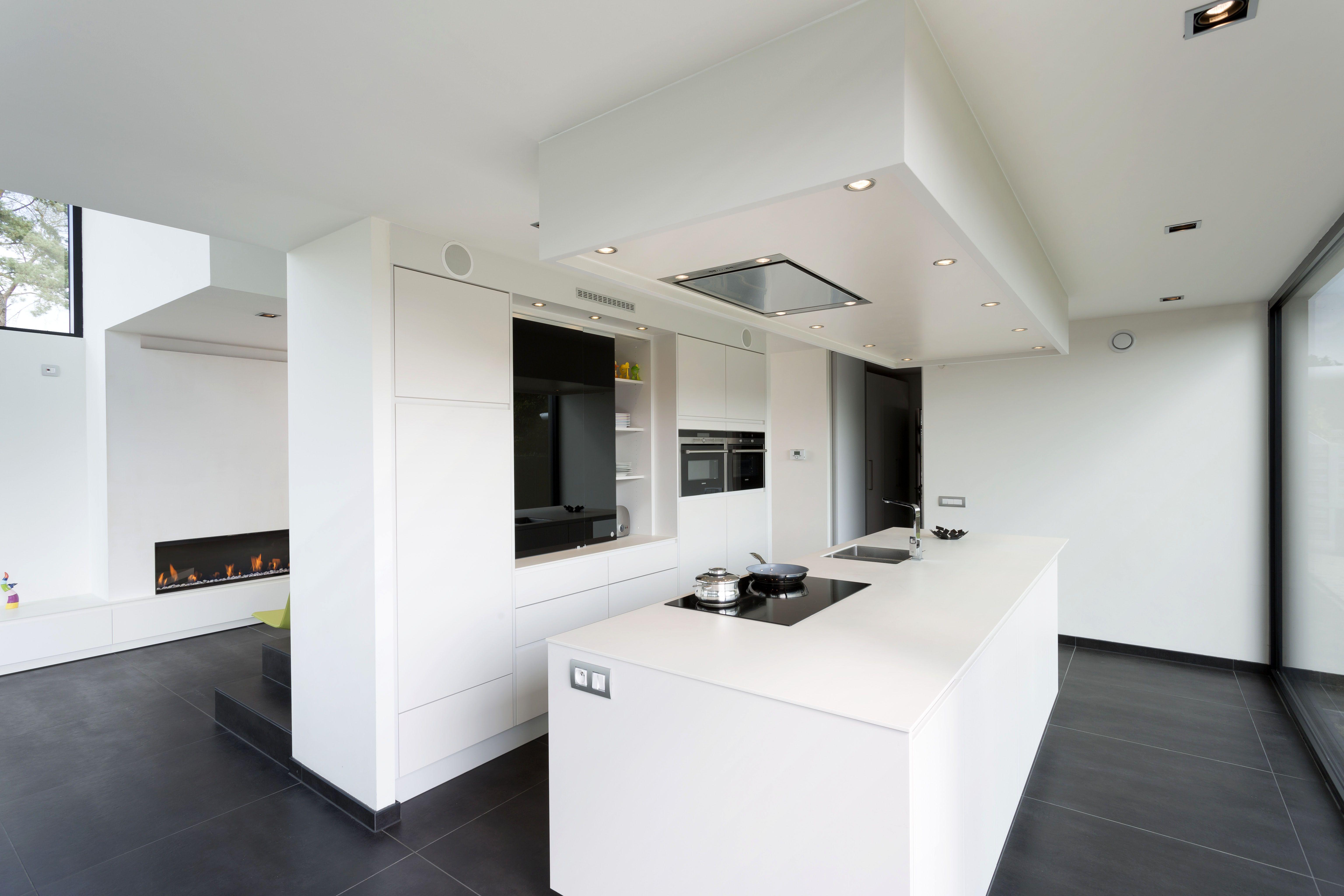 Moderne keuken moderne keukens pinterest moderne keukens keukens en keuken for Moderne keuken ideeen