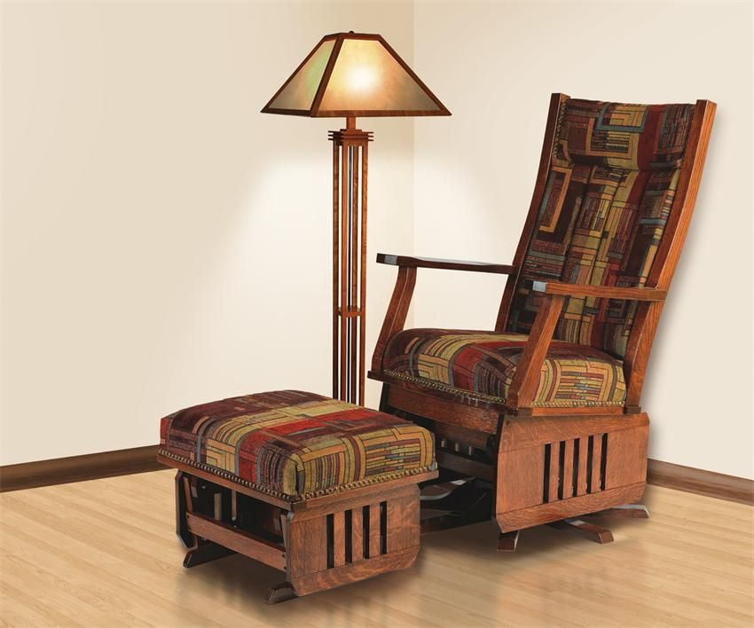 17 Best images about Furniture – Ottoman Rocking Chair