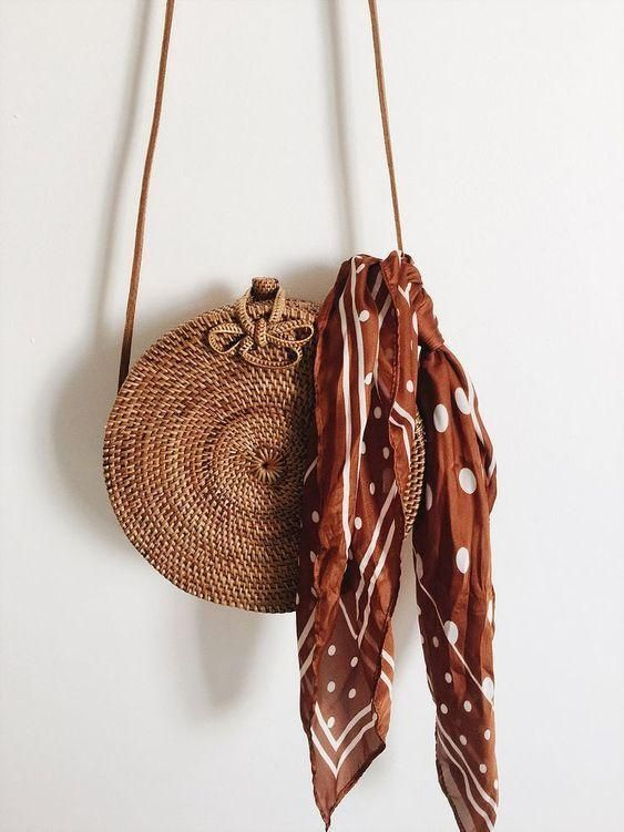 Woven Handbags for Summer to Get That Extra Level of Sophistication - Style in the Way