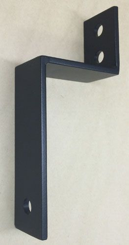 Sliding Door · Bracket To Mount A Second Rail In Front Of The First, To  Allow For Barn
