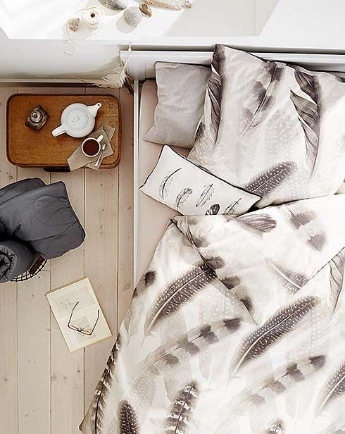 Träum Schöner Bettwäsche Bettwaren Nur Online Bei Tchibo