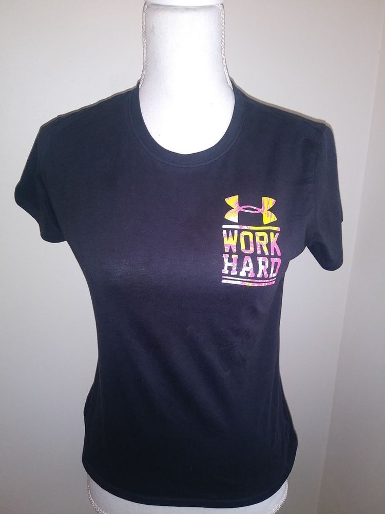 5f743c7837be8 heat gear size youth XLarge cotton short sleeve shirt  fashion  clothing   shoes
