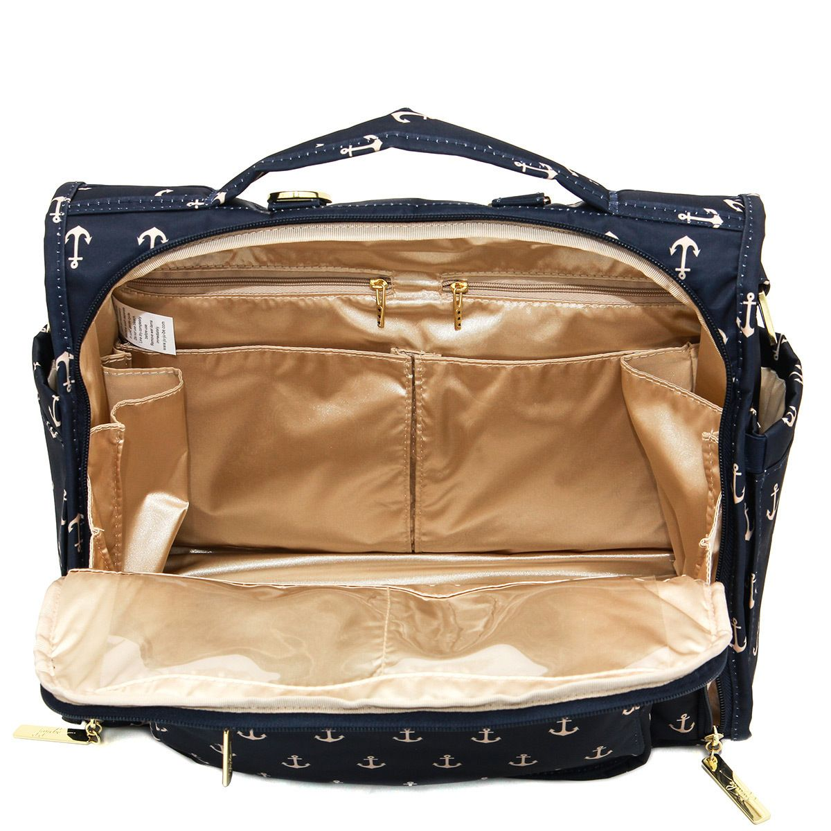 B.F.F. Diaper Bag - The Admiral - Shop Ju-Ju-Be