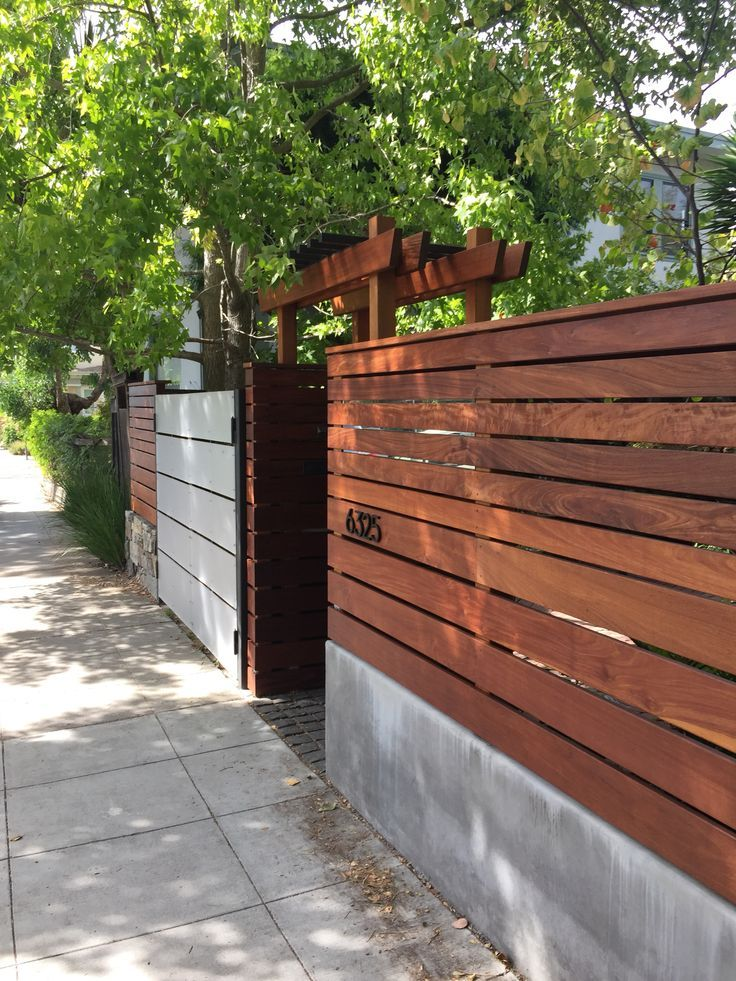 Image Result For Modern Concrete Fence Panels Privacy Fence