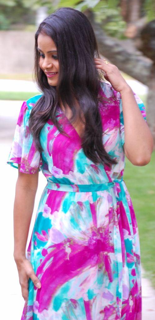 maxi dresses, fall fashion, petite fashion, petite maxis, colorful ...
