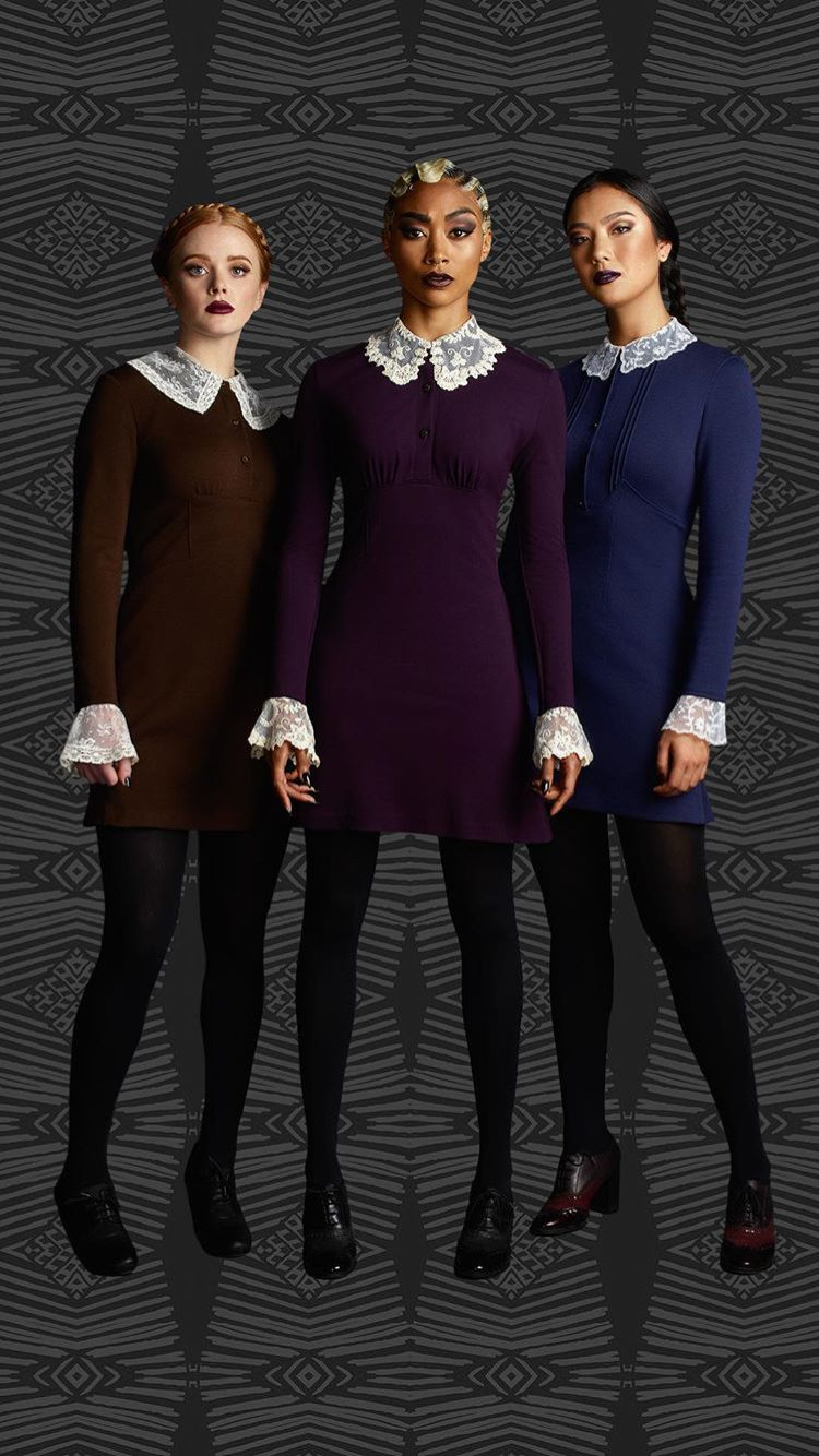 Weird Sisters Costume 3