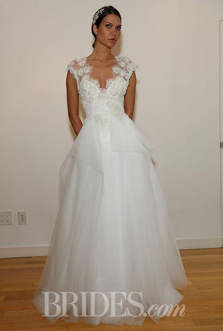 Brides David Fielden Fall 2017 Wedding Dress By