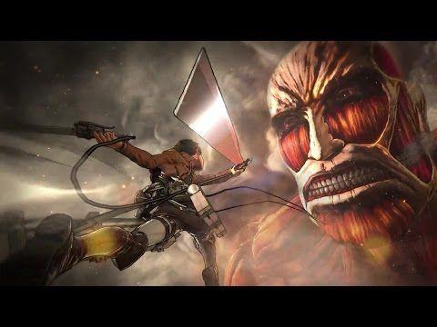 Attack on Titan - Official Teaser Trailer - YouTube ...