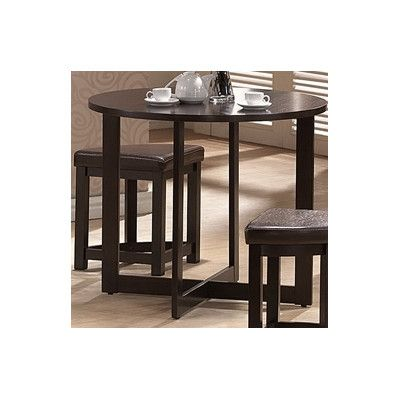 Latitude Run Earleville 5 Piece Dining Table Set Pub Table Sets