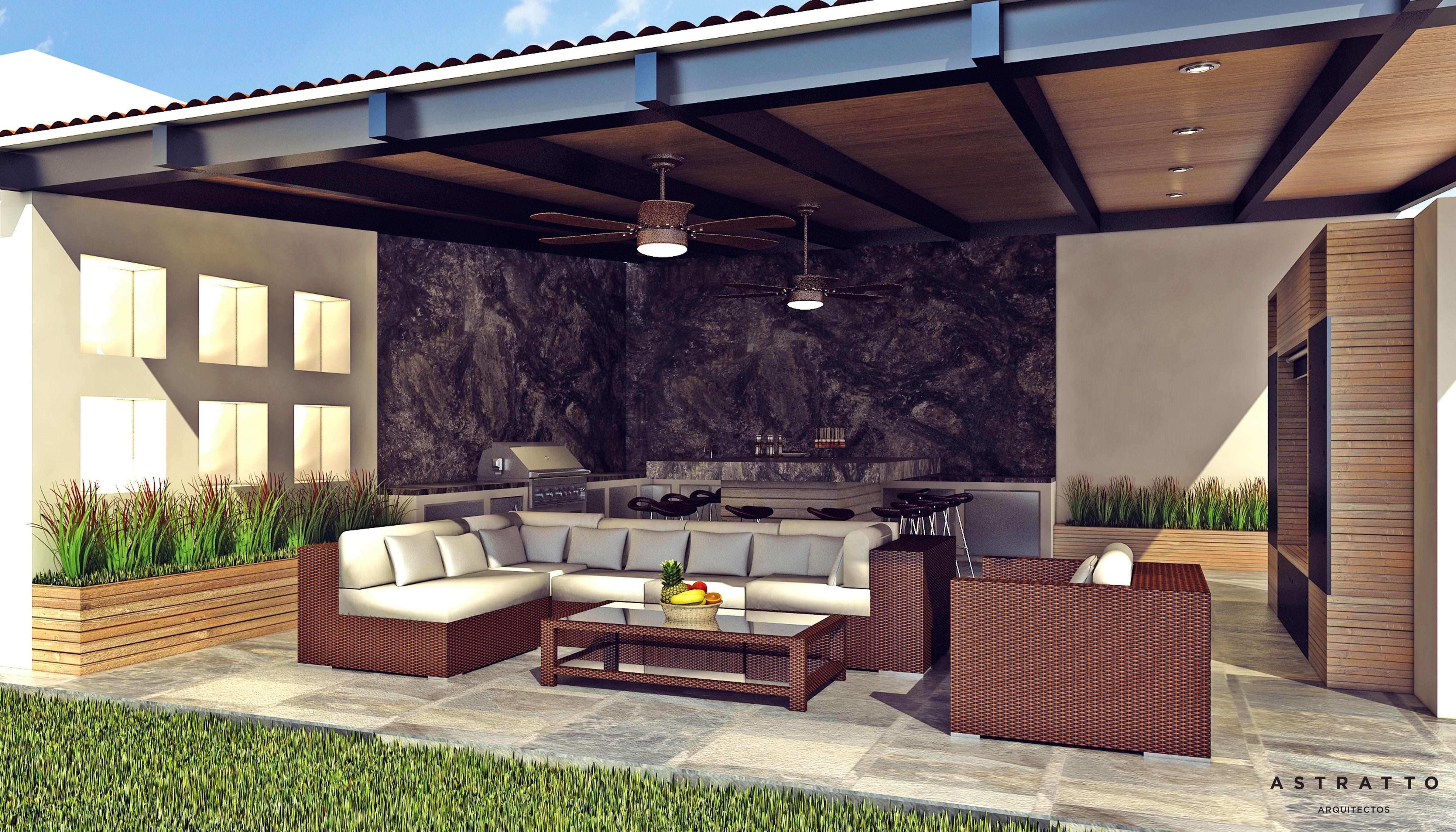 Render terraza ideas er piso pinterest