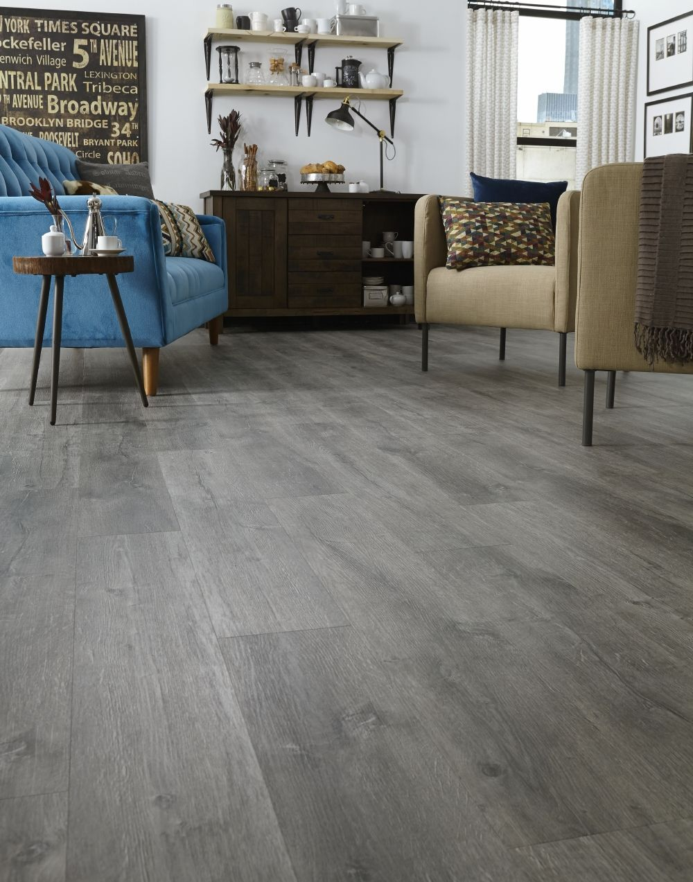 Mannington, Aspen, Drift,Adura® Max | House n Home -basement ...