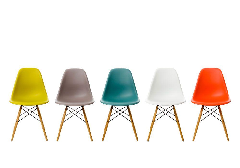 chaise eames dsw. c'est en 1948 que charles eames créa cette chase ... - Chaise Charles Eames Dsw