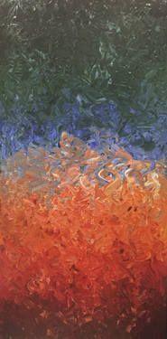 """Salmon Return"" by Ray Chapman (2014)"