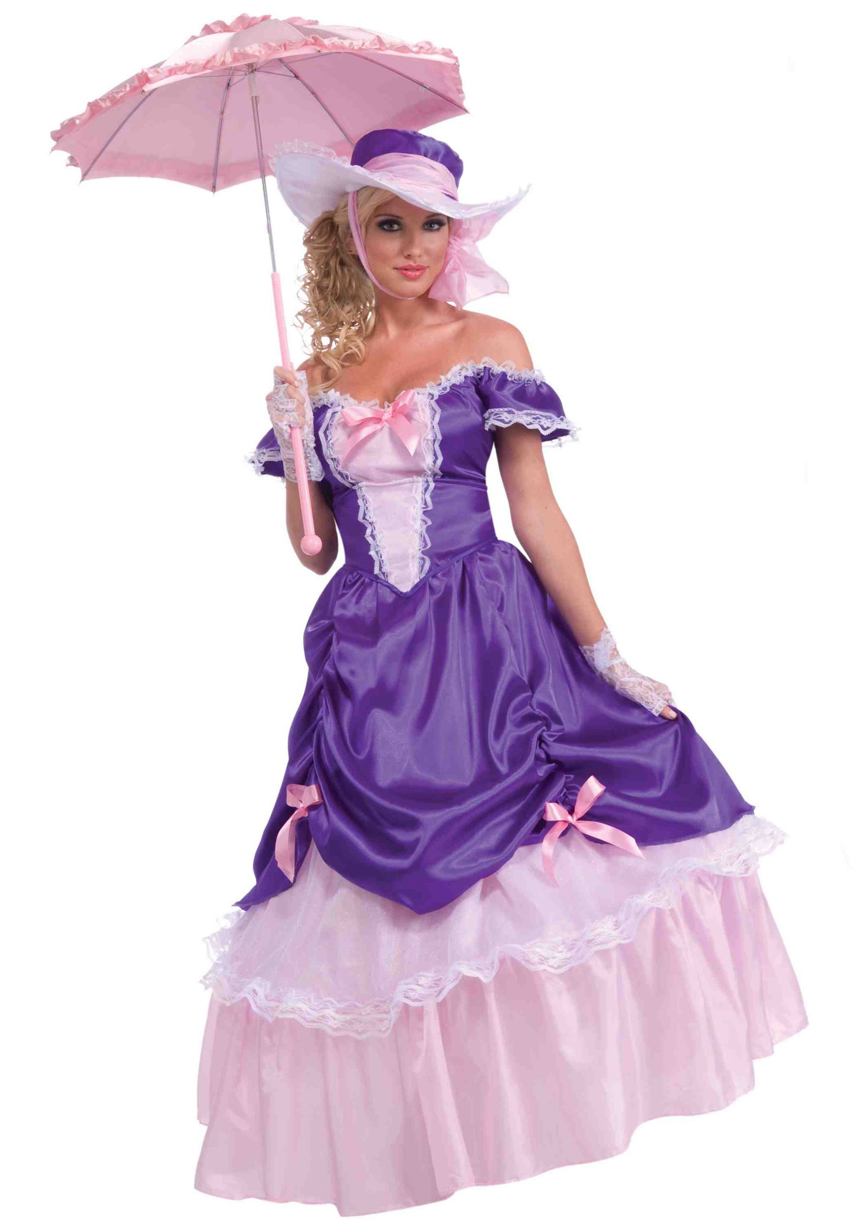 Blossom Southern Belle Costume | Southern bell | Pinterest